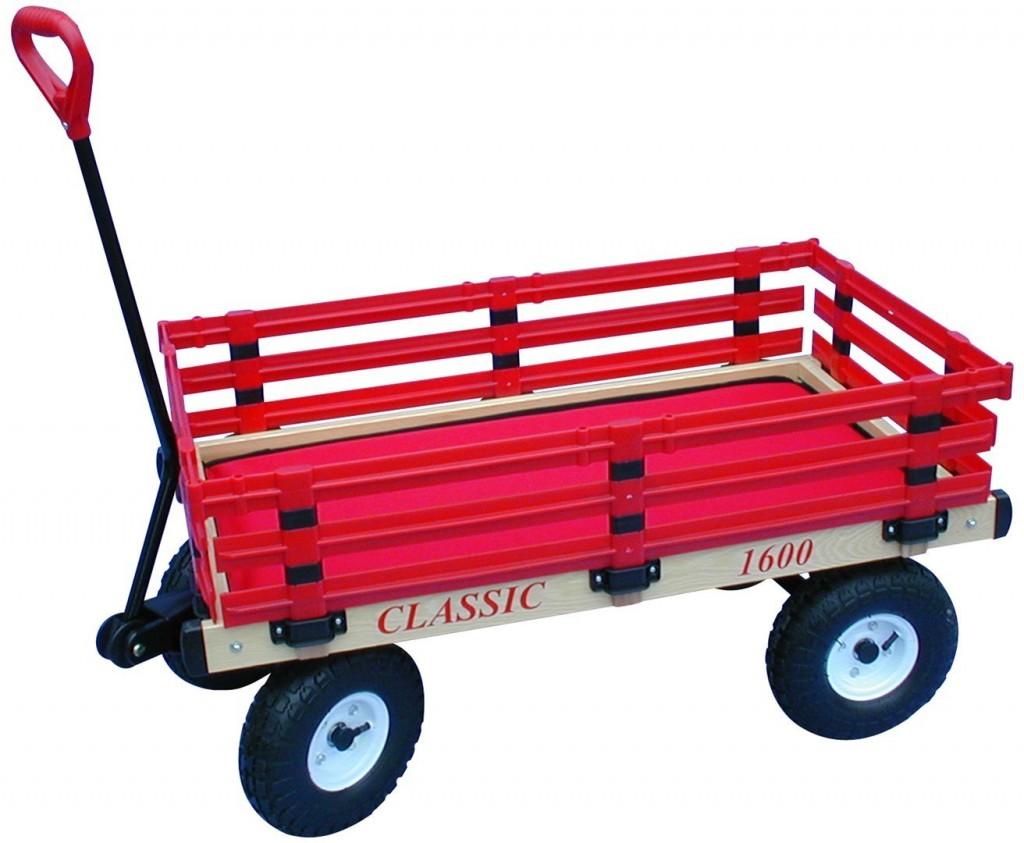 Millside Industries Classic Wood Wagon