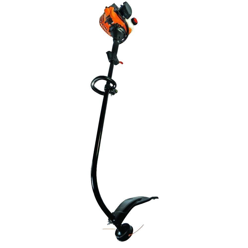 Remington 17 In. 25 Cc 2 Cycle Curved Shaft Gas Trimmer