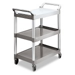 Rubbermaid Commercial Products Economy Plastic Cart