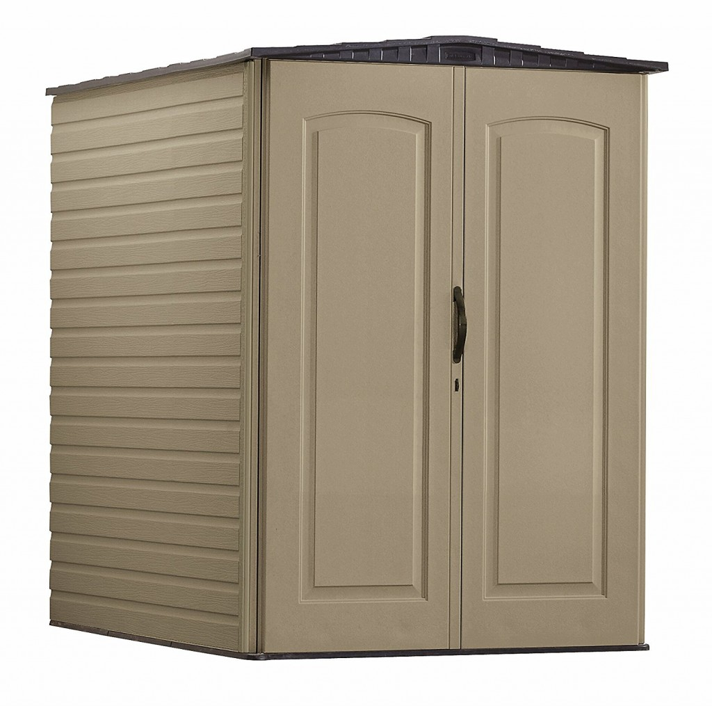 Rubbermaid Plastic Large Outdoor Storage Shed