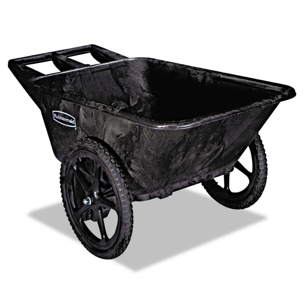 Rubbermaid Poly Farm Cart 300