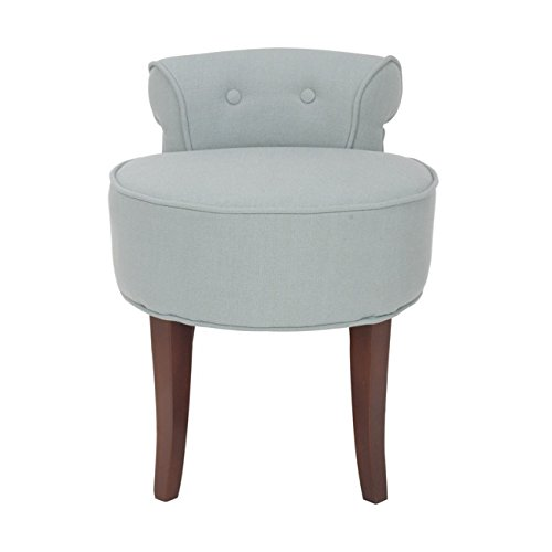 Safavieh Mercer Collection Vicki Light Sage Vanity Stool