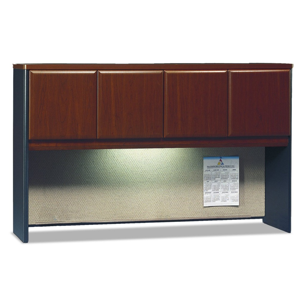 Series A Collection 60W Hutch In Hansen Cherry