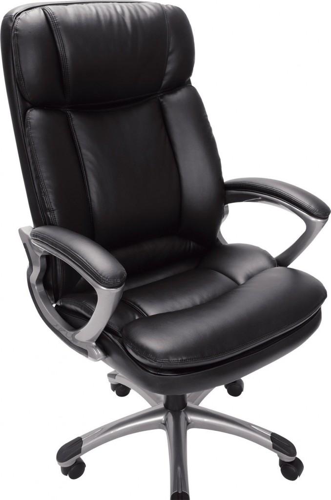 Serta 43675 Faux Leather Big & Tall Executive Chair