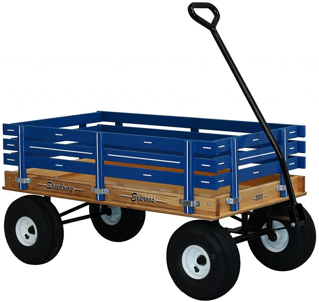 Speedway Express Wagon Model 500