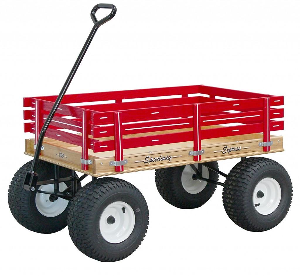 Speedway Express Wagon Model 800