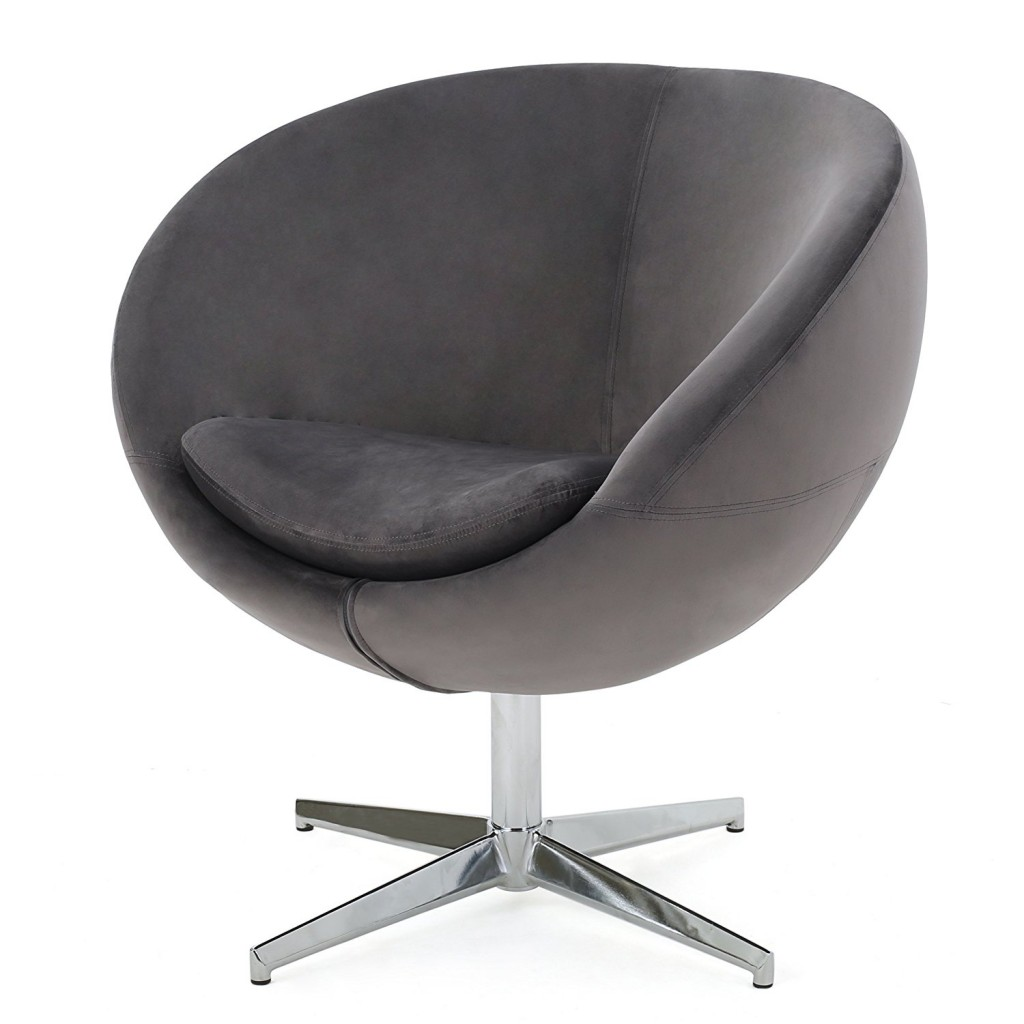 Sphera Modern Design Swivel Accent Chair