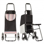 Stair Climbing Multipurpose Folding Utility Cart