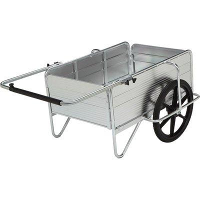 Strongway Aluminum Yard Cart