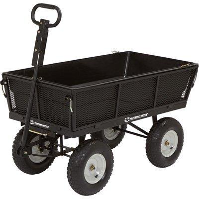 Strongway Dump Cart
