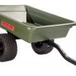 Swisher 12007 16 Cubic Feet ATV Poly Dump Cart