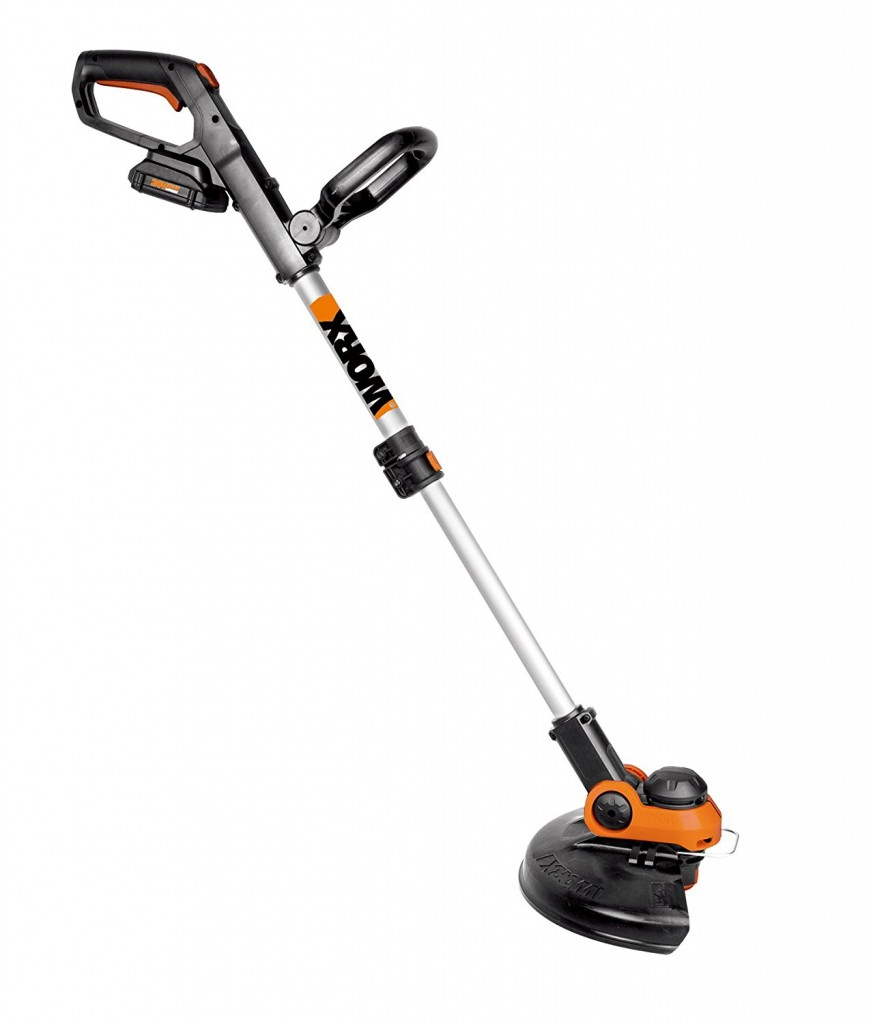 WORX WG163 GT 3.0 20V Cordless Grass Trimmer Edger