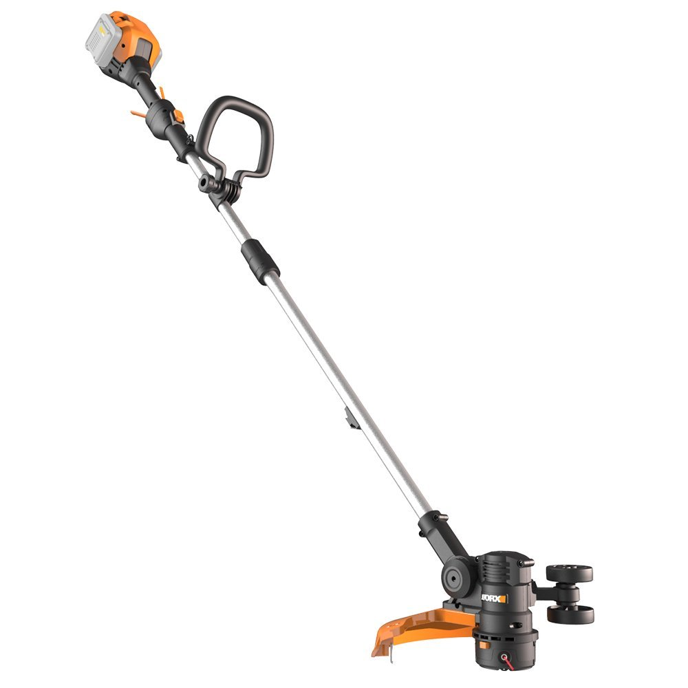 WORX WG191.9 56V Max Lithium Ion Cordless Grass Trimmer
