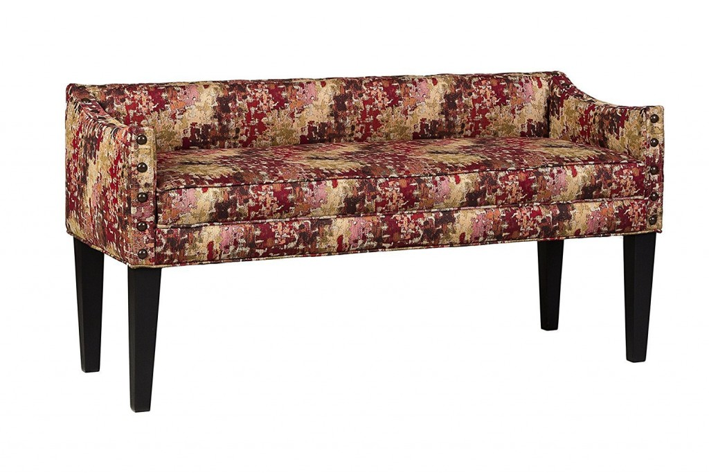 Whitney Long Upholstered Bench