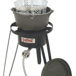 Bayou Classic Turkey Fryer