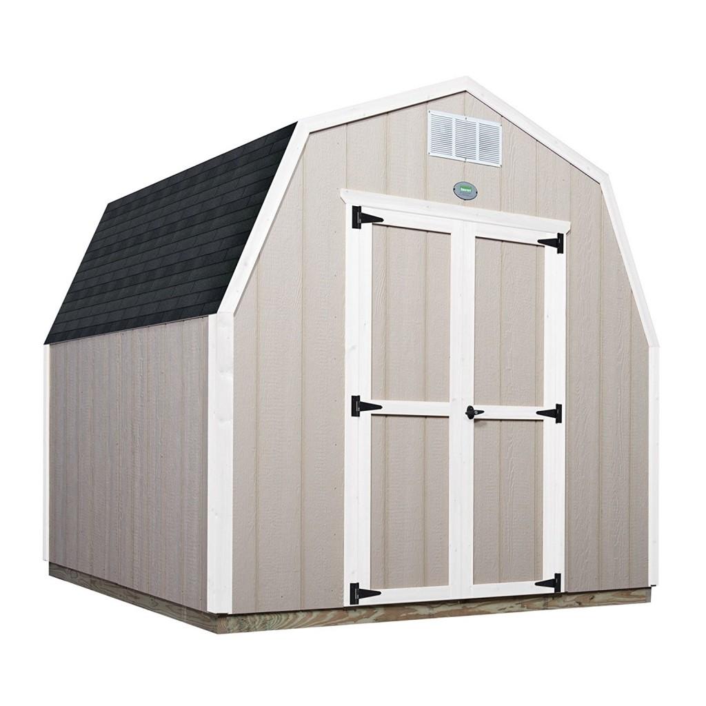 Build Storage Shed