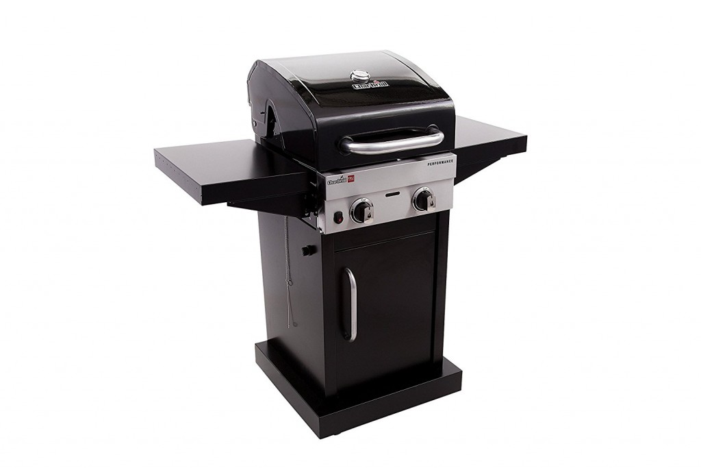 Char Broil 2 Burner Tru Infrared Gas Grill Stainless Steel