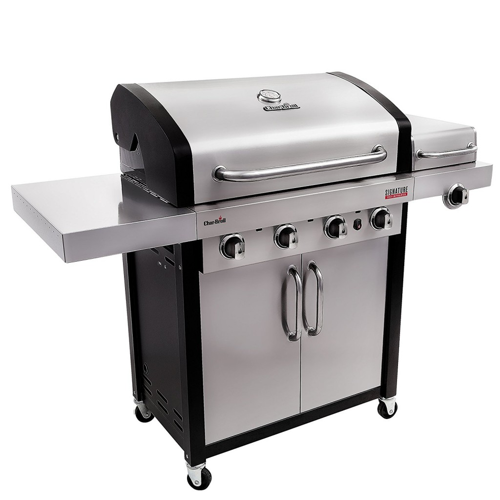 Char Broil 4 Burner Infrared Gas Grill