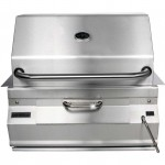 Infrared Charcoal Grill