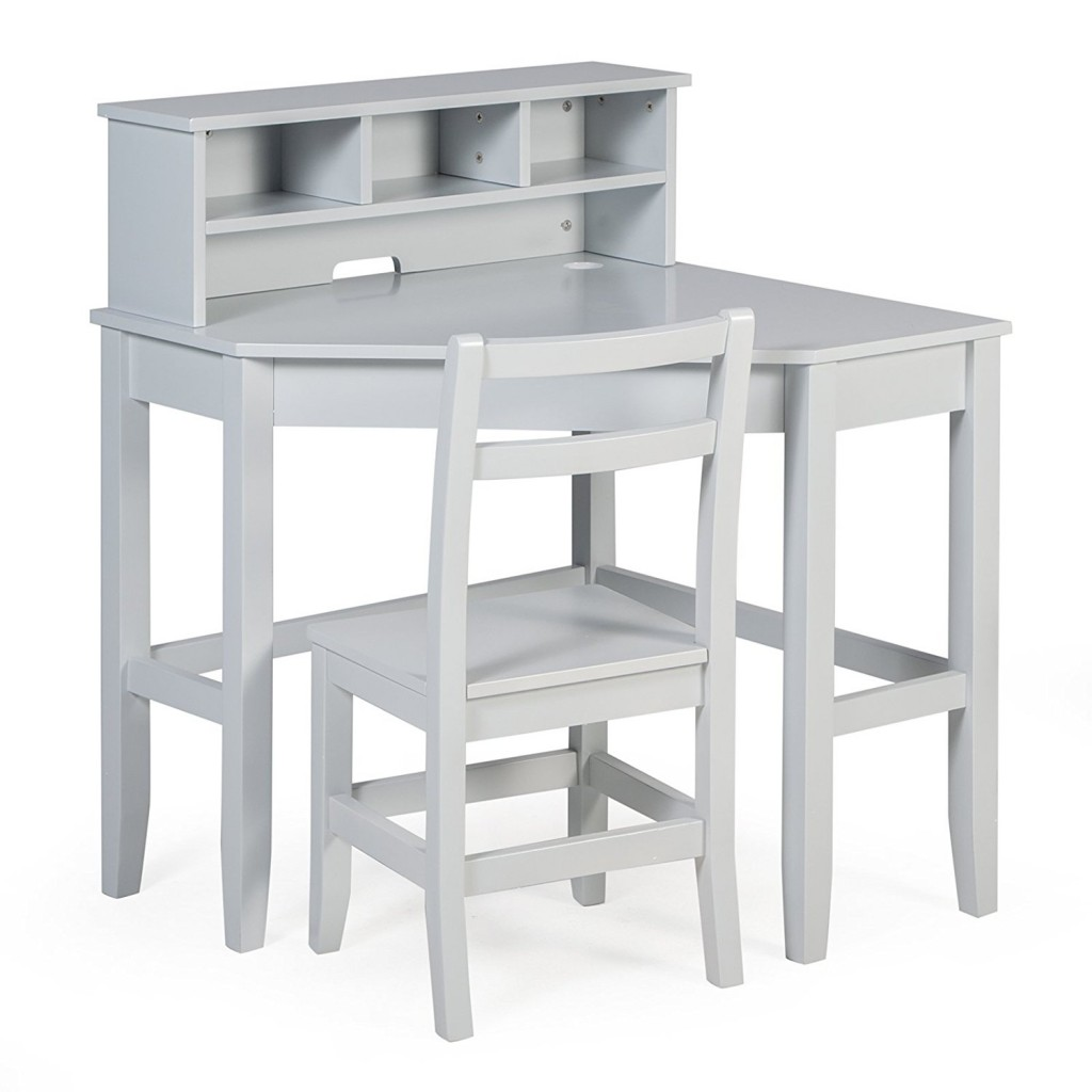 Kids Desk With Hutch