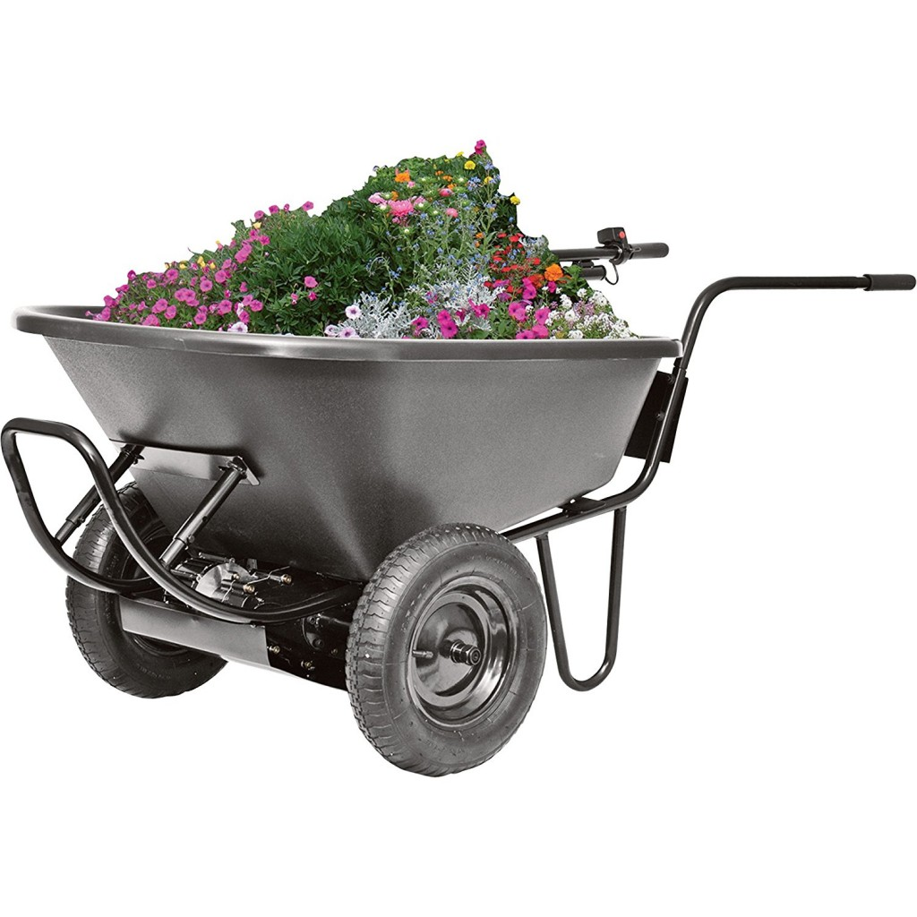 Motorized Garden Cart