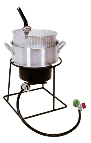 Outdoor Fish Fryers Propane