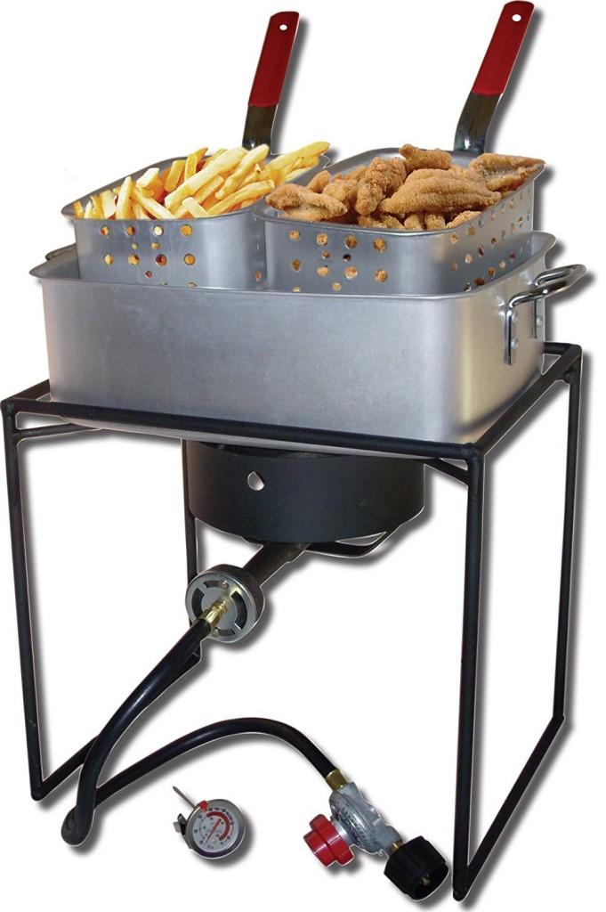 Propane Fish Fryer