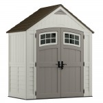 Resin Storage Sheds