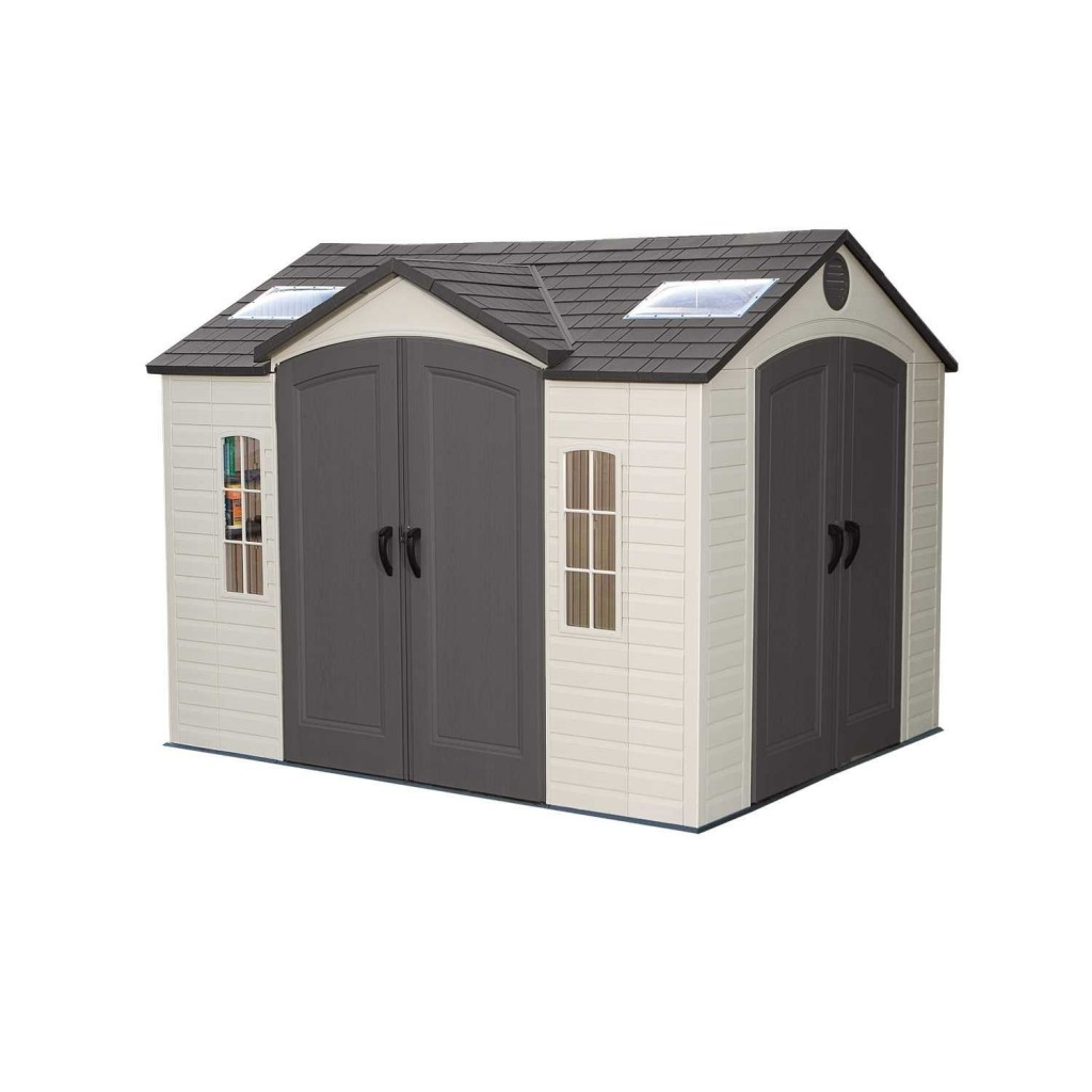 Side Storage Shed
