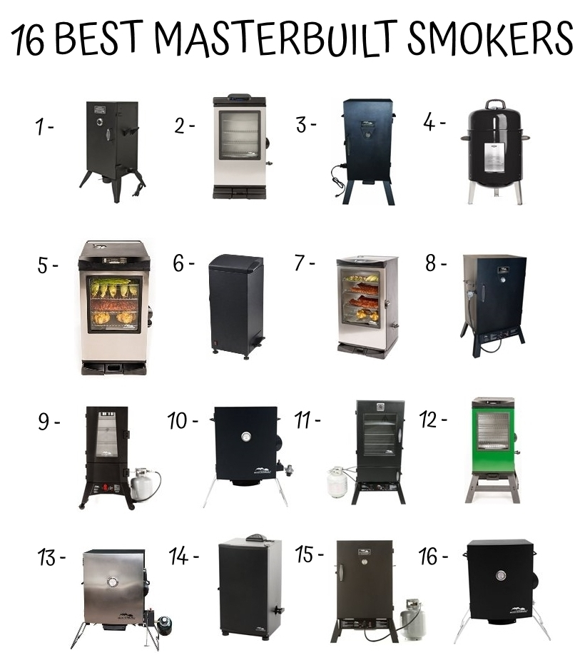 16 Best Masterbuilt Smokers