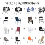 16 Best Stacking Chairs