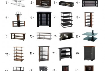 20 Best Audio Video Shelving Under 500$
