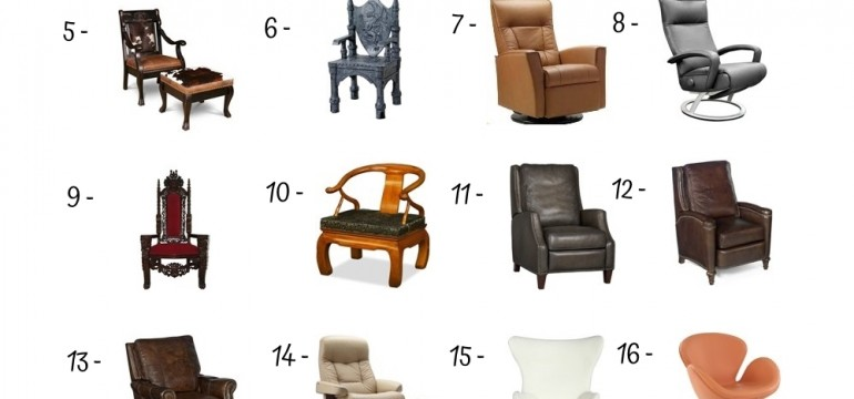 20 Best Living Room Chairs Under 2500$