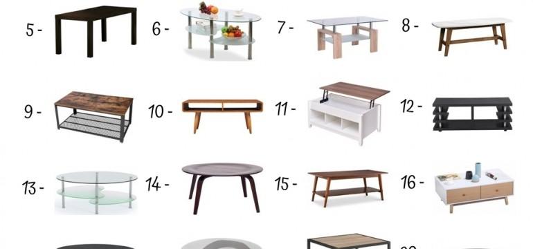 24 Best Modern Coffee Tables