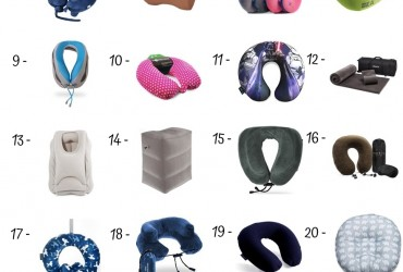 28 Best Travel Pillows