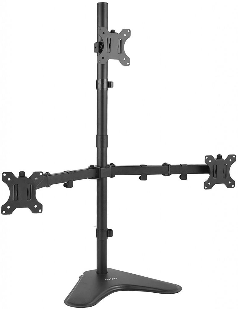 3 Monitor Stand
