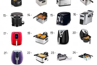 36 Best Deep Fryers