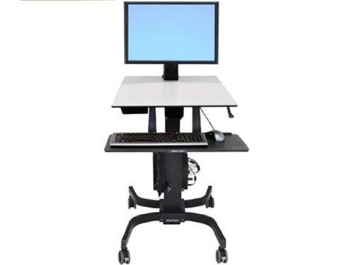 Ergotron WorkFit C Single HD SitStand