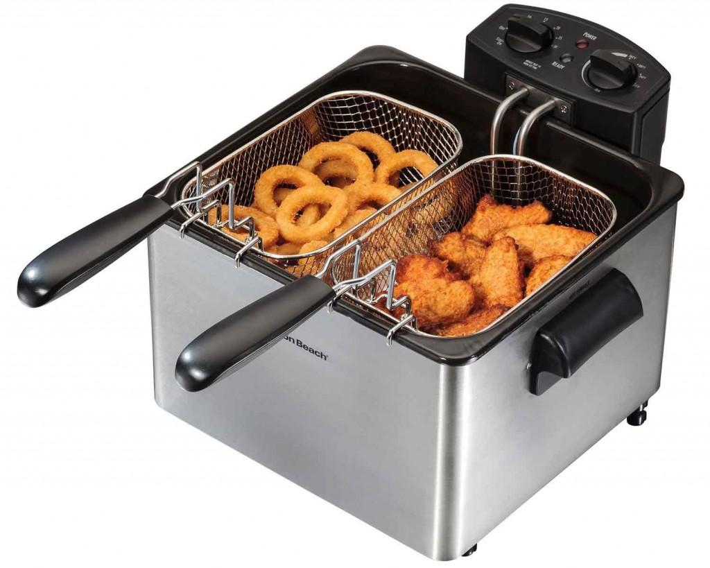 Hamilton Beach Electric Deep Fryer