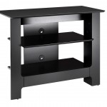 Pinnacle 31 Inch Tall Boy TV Stand