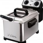 T Fal FR4049 Family Pro 3 Liter Oil Capacity Electric Deep Fryer