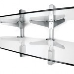Vantage Point AXWG02S 2Shelf Audio Video Wall Shelves
