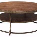 Ashley Furniture Round Coffee Table