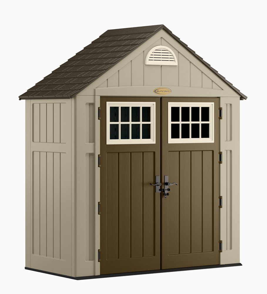 Canopy Storage Shed