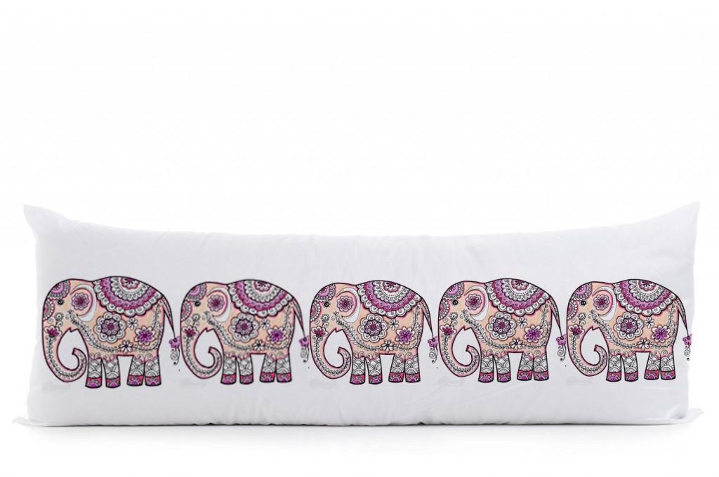 Elephant Body Pillow