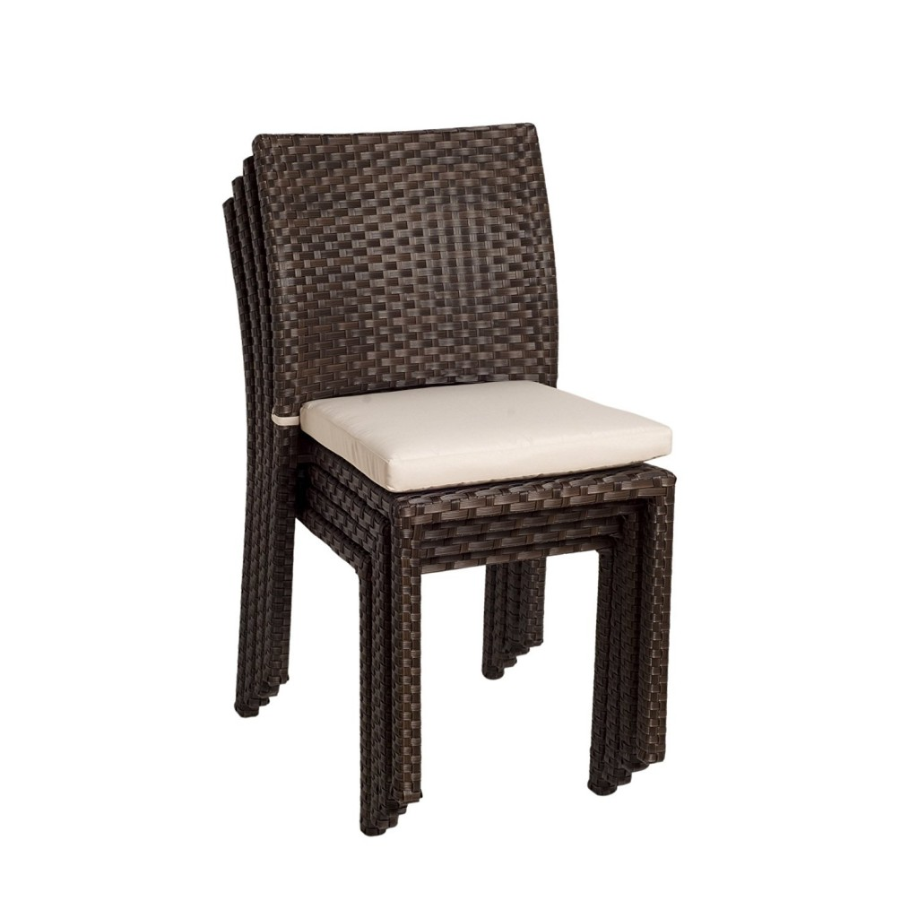 Outdoor Stacking Chairs