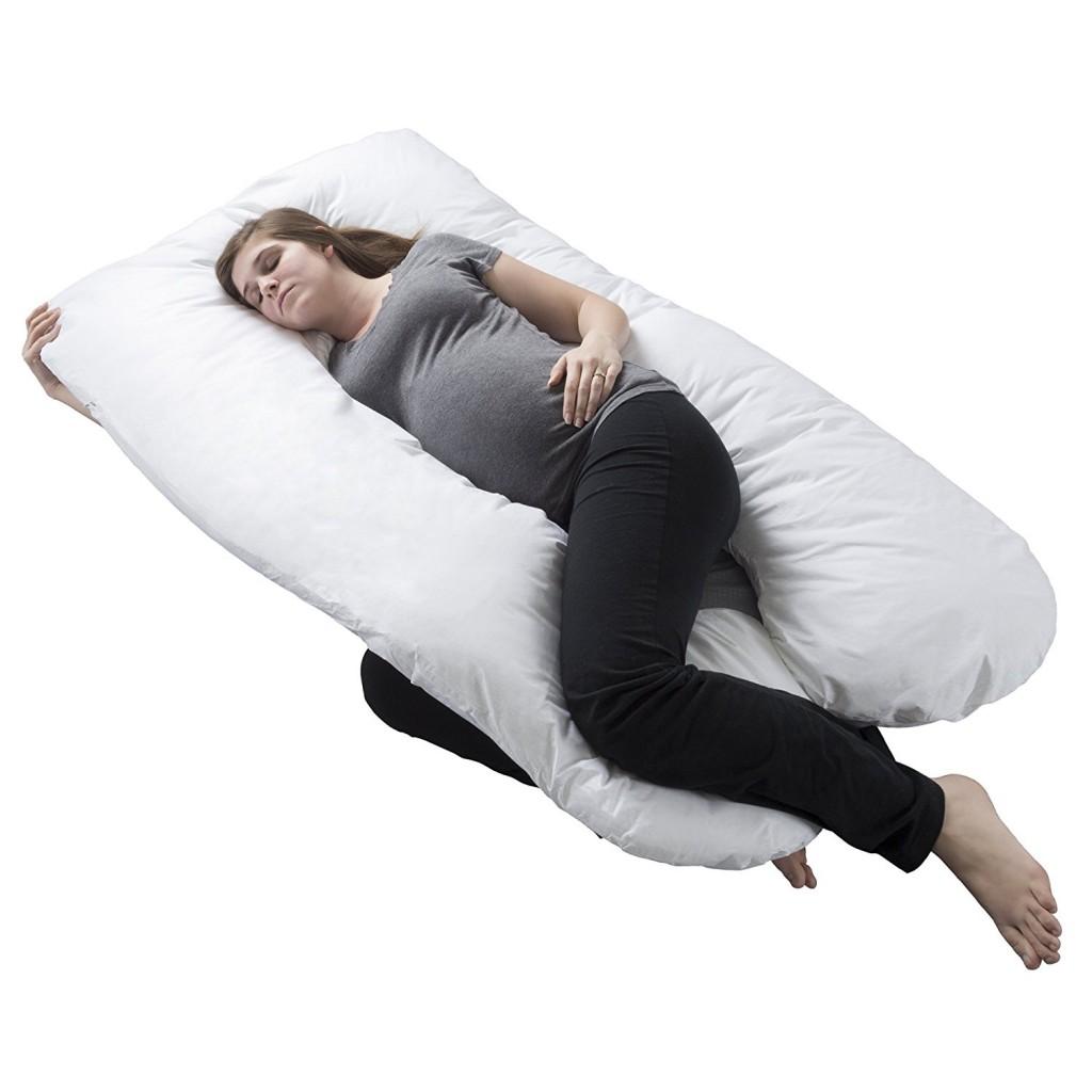 Pregnant Body Pillow