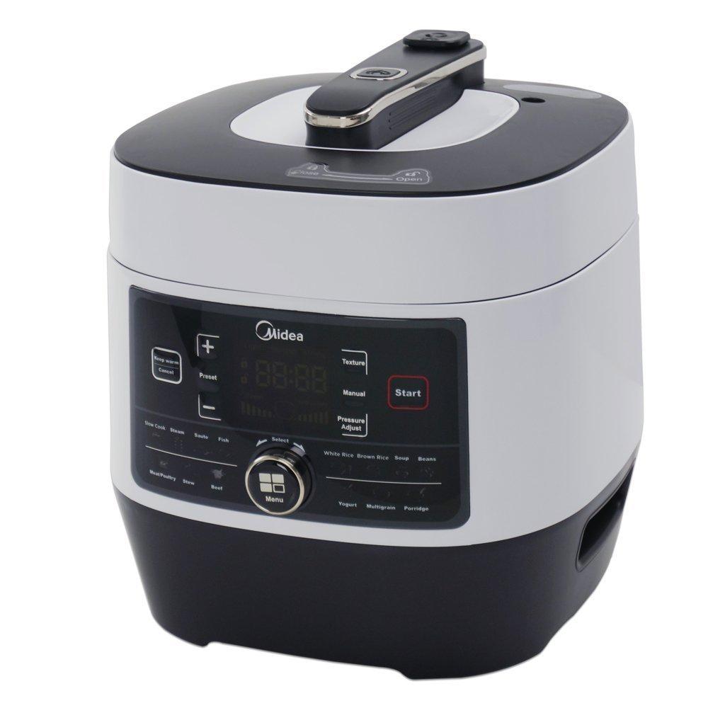 Pressure Cooker Fryer