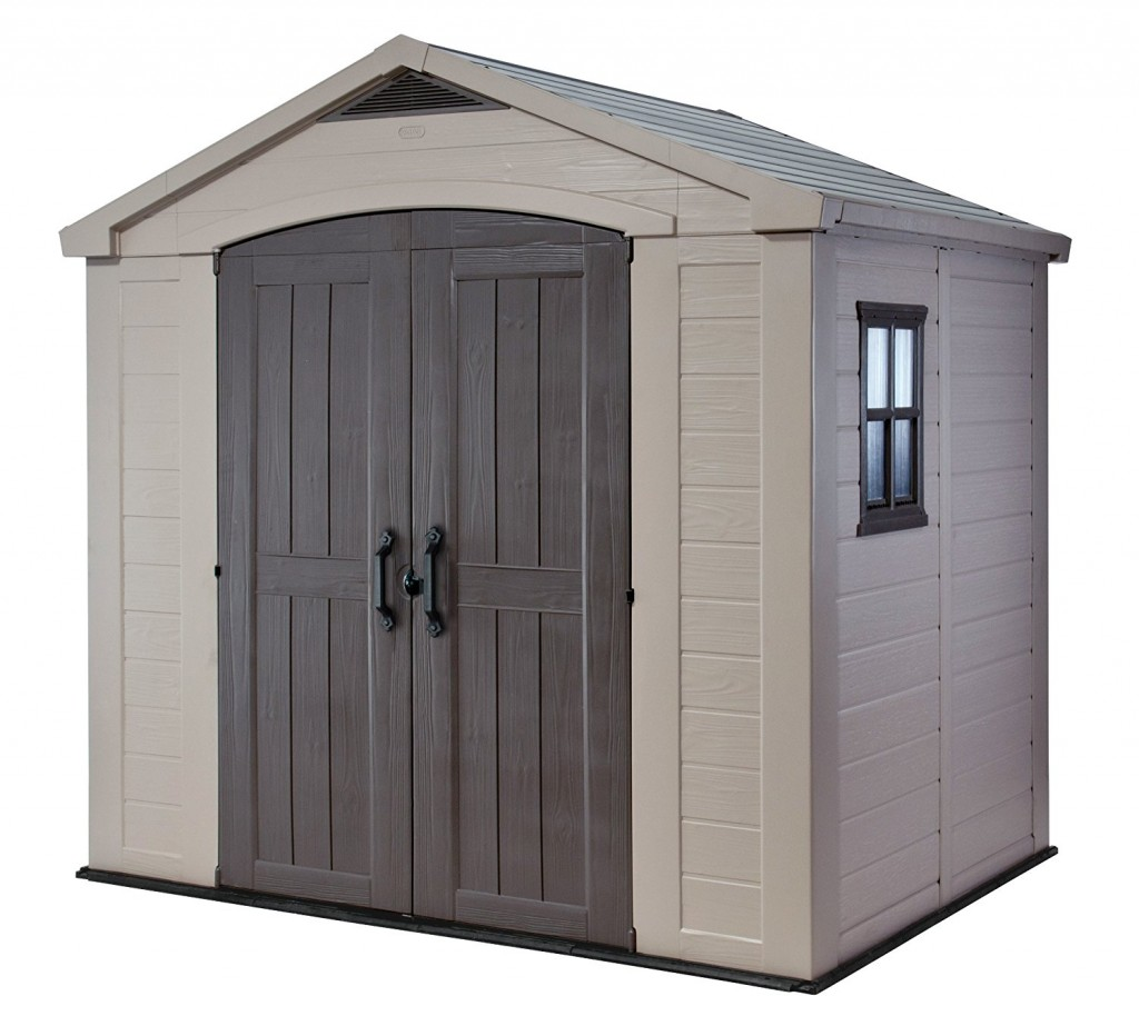 Tractor Storage Shed