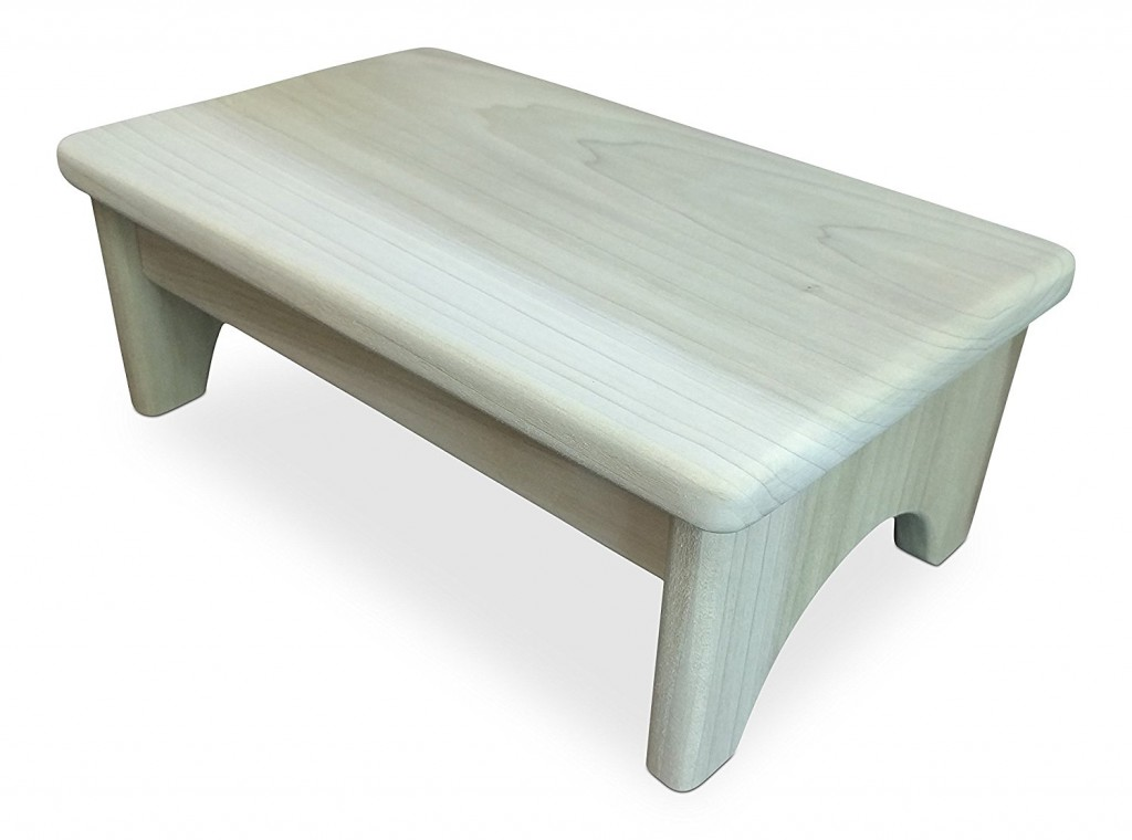 Wooden Step Stool